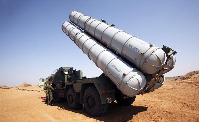 Поставки в Сирию С-300 или как Россию предала собственная интеллигенция
