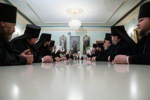 УПЦ МП: «объединительный собор» нелегитимен и не имеет никакой канонической силы