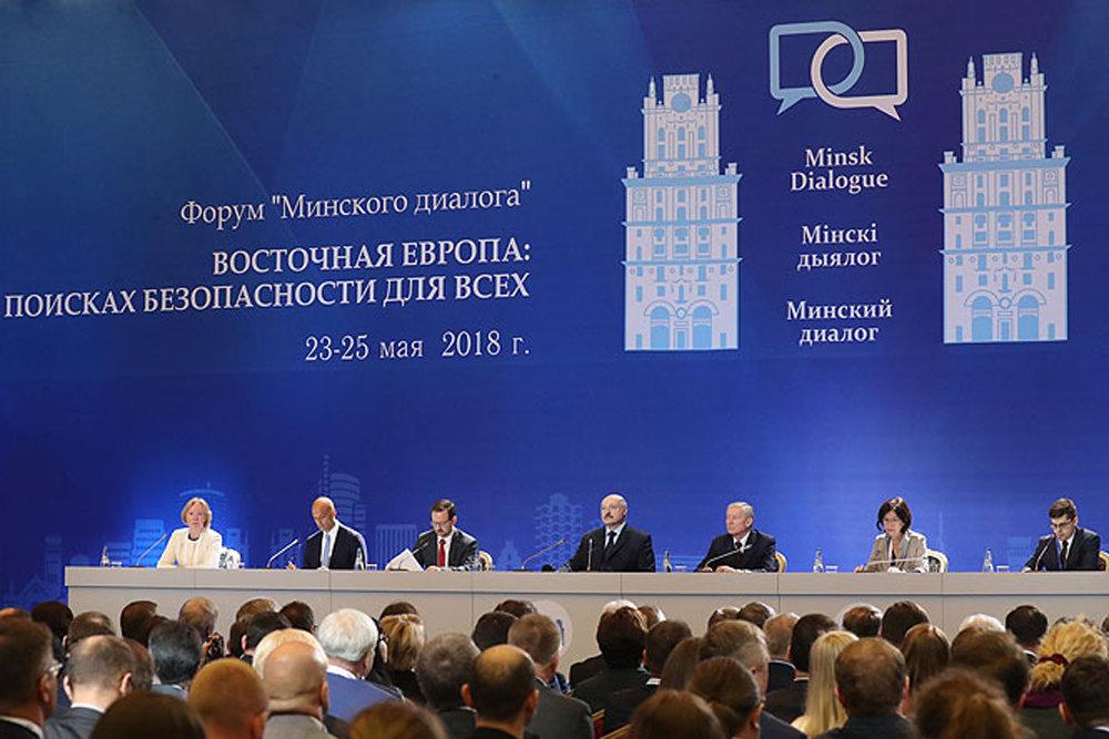 Лукашенко: Значимость Минска в качестве переговорной площадки возрастает
