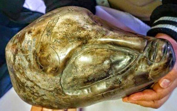 Правительство Мексики рассекретило древние артефакты, которые скрывались долгие годы