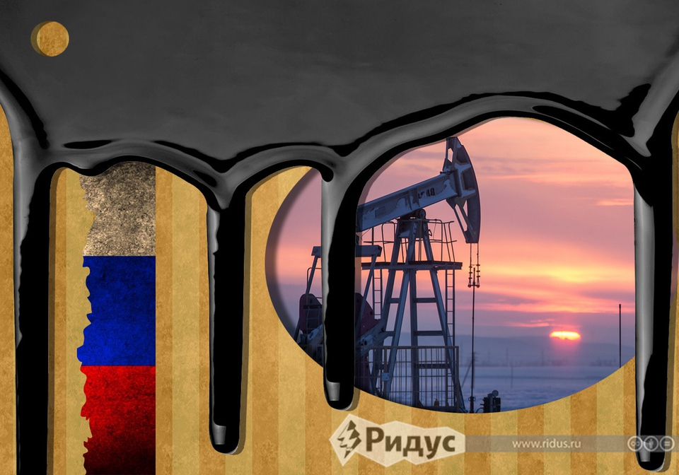 Нефтяное благополучие России…