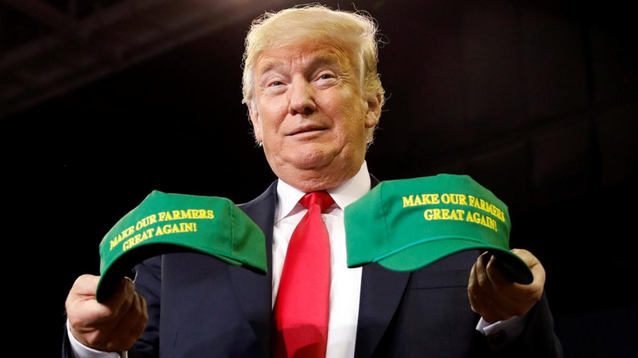 Победы в торговле и другие проблемы Дональда Трампа