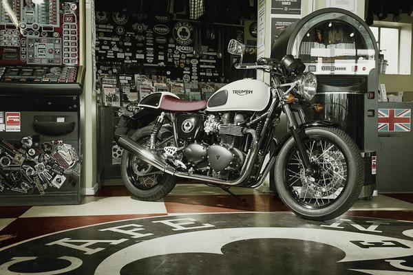 Особый Triumph Thruxton Ace - Фото 1