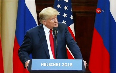 Трамп не примет предложение Путина о допросе граждан США