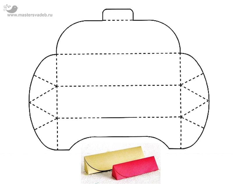 Коробочка из бумаги своими руками схемы шаблоны