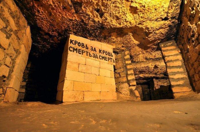 Одесские катакомбы – самая большая система в мире