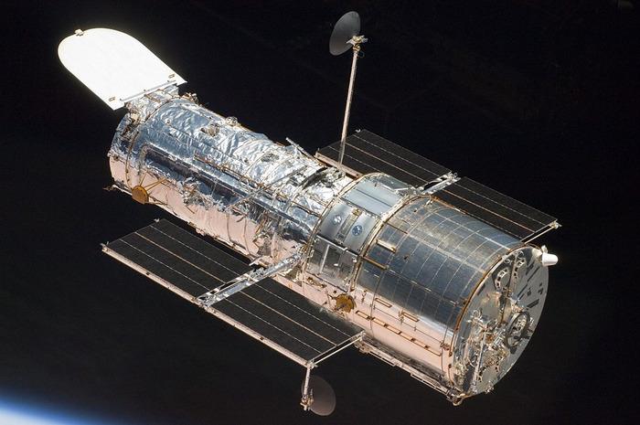 Телескоп «Хаббл» прекратил свою работу из-за поломки