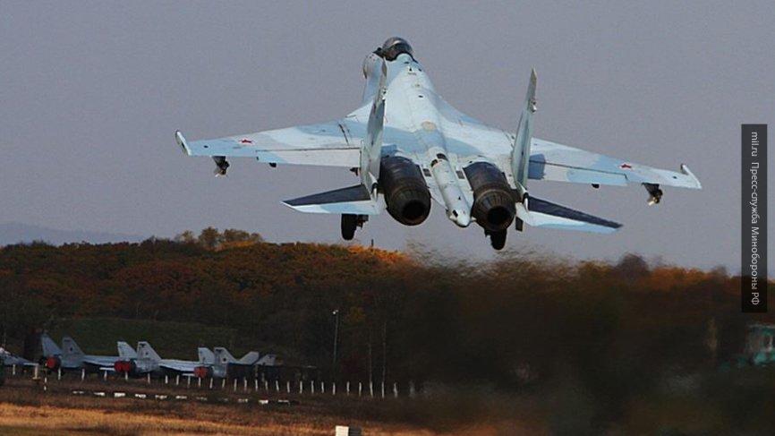 ВКС РФ за неделю ликвидировали более 1,2 тысячи объектов боевиков ИГИЛ в Сирии