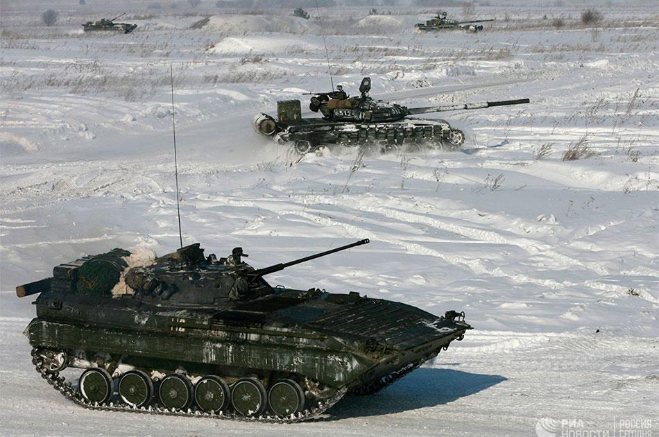 Готова ли Россия к войне?
