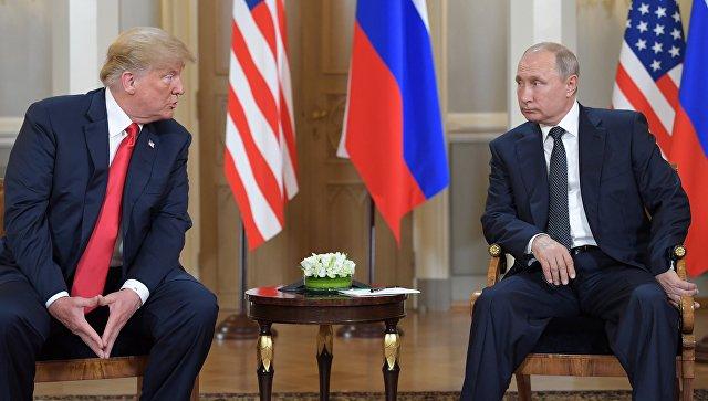 В Белоруссии прокомментировали встречу Путина и Трампа