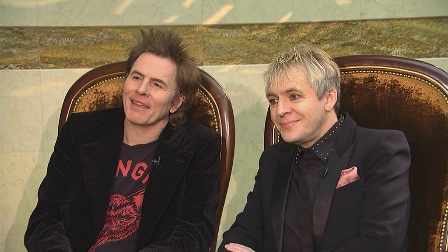 Утро с Duran Duran