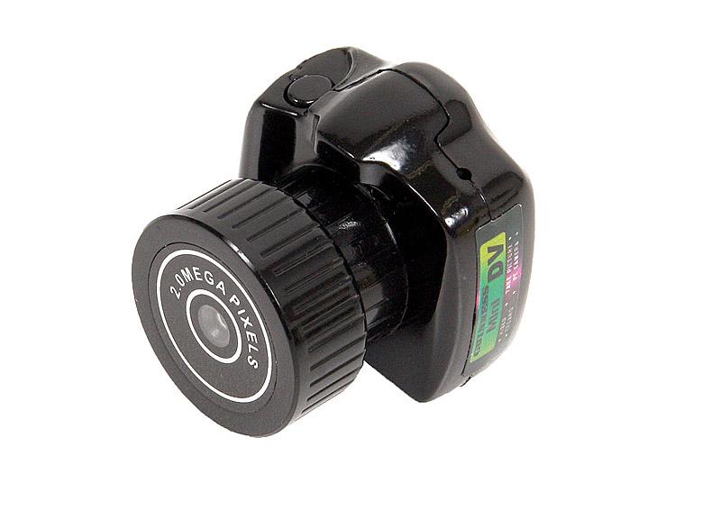 478 MAME CAM — самая маленькая камера в мире