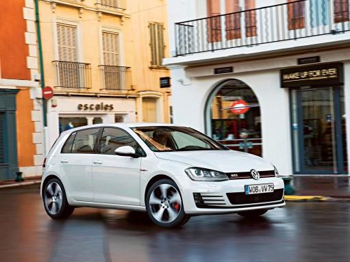Тест Volkswagen Golf GTI: подзаряженный