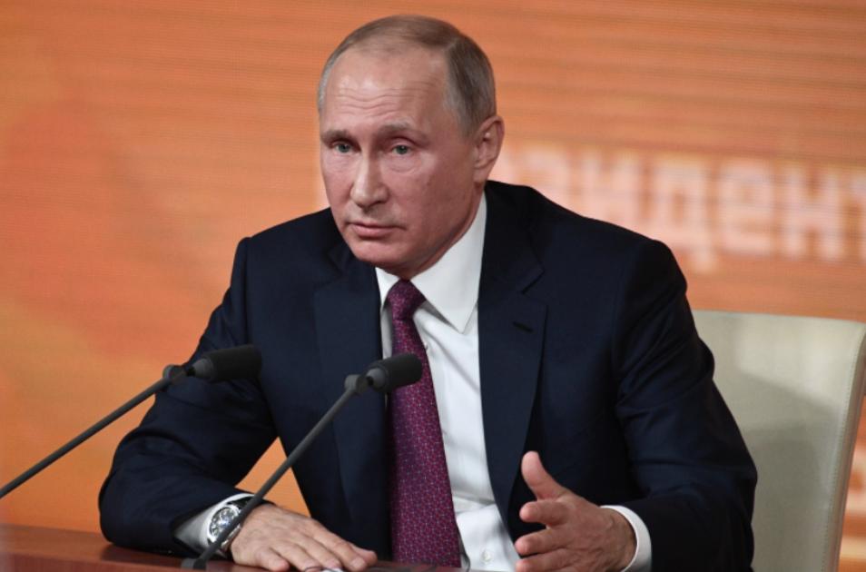 Путин назвал главную нерешённую проблему России
