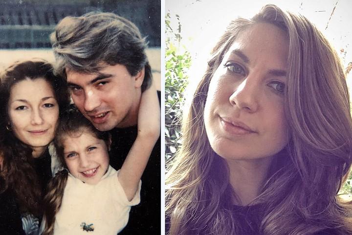 Старшая дочь Хворостовского скоро станет мамой