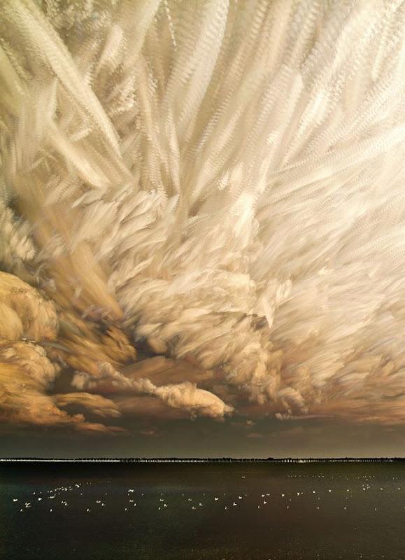 Smeared Skies 4 Размазанные небеса Мэтта Моллоя