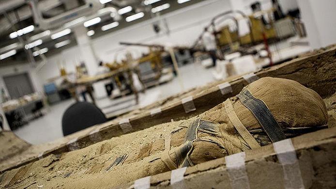 Внимательная студентка раскрыла «загадку» древнеегипетской мумии