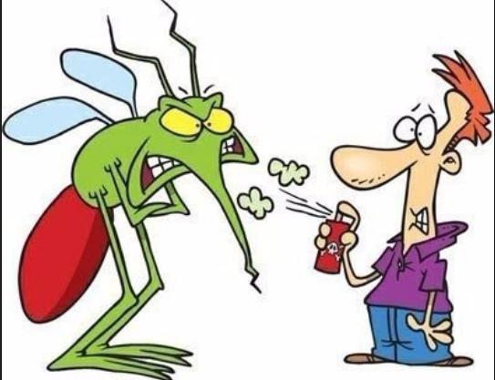 Эффективные методы борьбы с комарами