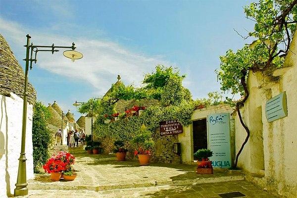 Альберобелло - город из сказки
