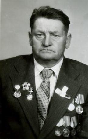 Волков Павел Александрович