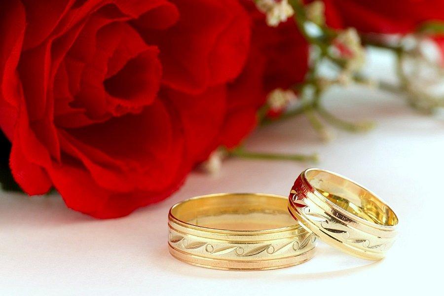 обручальные изысканные кольца  № 631715 бесплатно