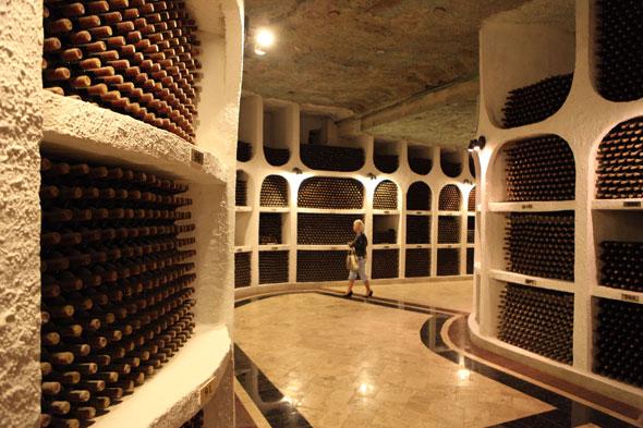 Криковские подвалы. Кто не пробовал криковских вин...многое потерял!!!
