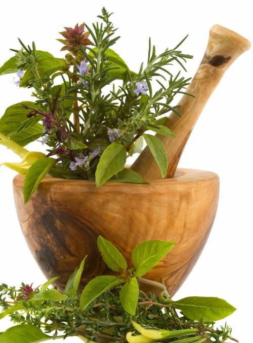 Масляные настои и отвары растительных сборов