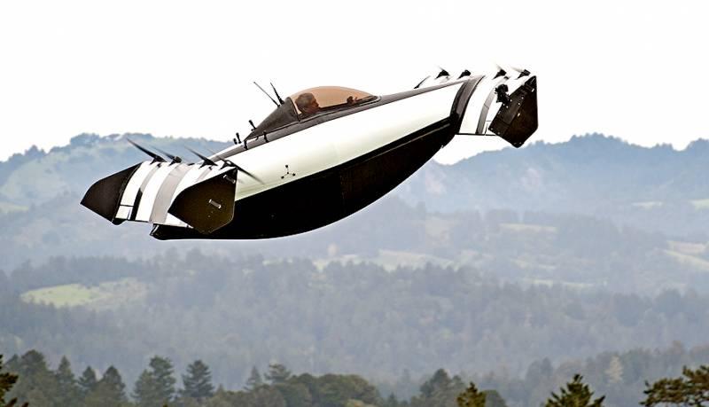 Квадрокоптер на одного: тран…