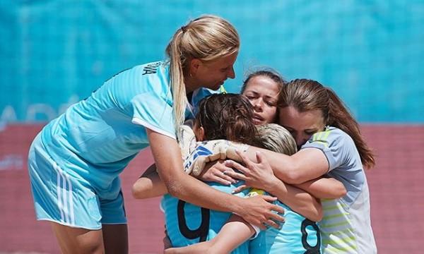 Женская сборная России по фу…