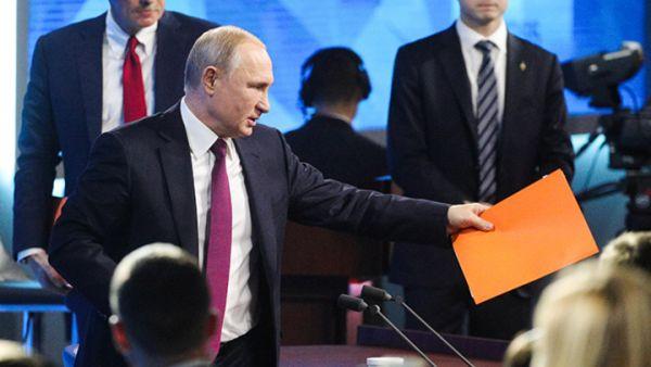 Владимир Путин: «Ядерная война возможна»