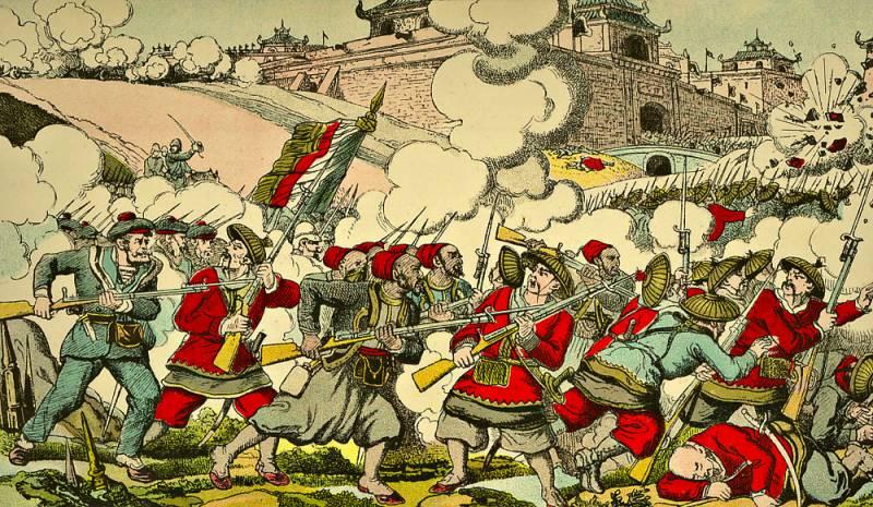 Вьетнамская прихоть Франции. Часть 2