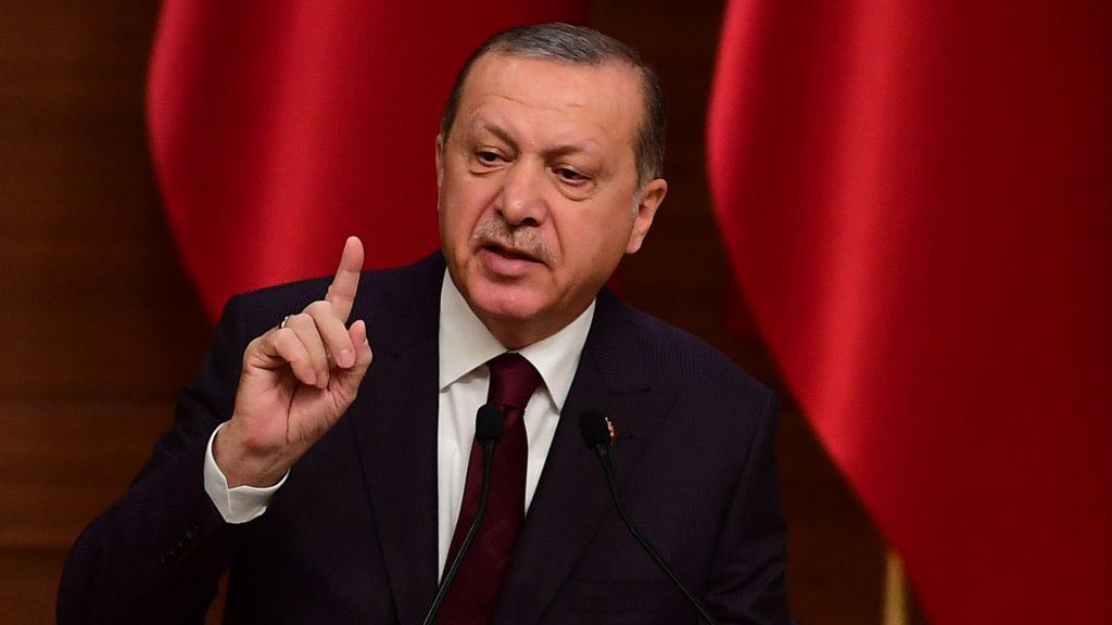 Доверие Эрдогана к НАТО сильно пошатнулось