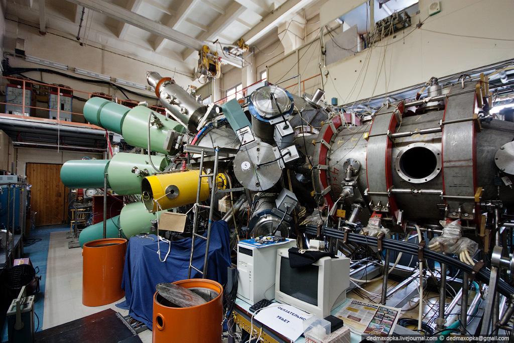 5214 Институт Ядерной Физики (ИЯФ СО РАН)