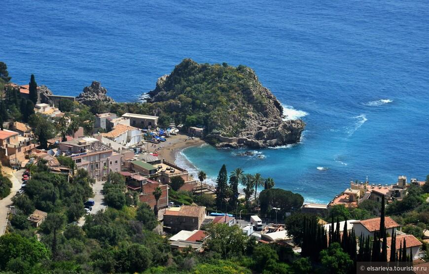 Долго будет Сицилия сниться