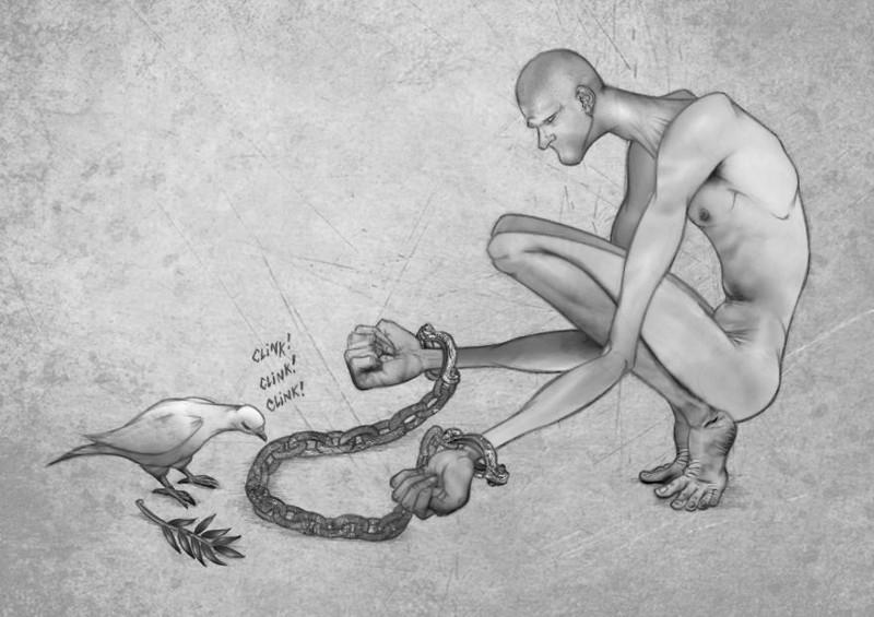 Что не так с современным обществом? Провокационные иллюстрации аргентинского художника Общество и люди, Проблемы общества, иллюстратор, иллюстрации, карикатуры, пороки современности, сатира, художник