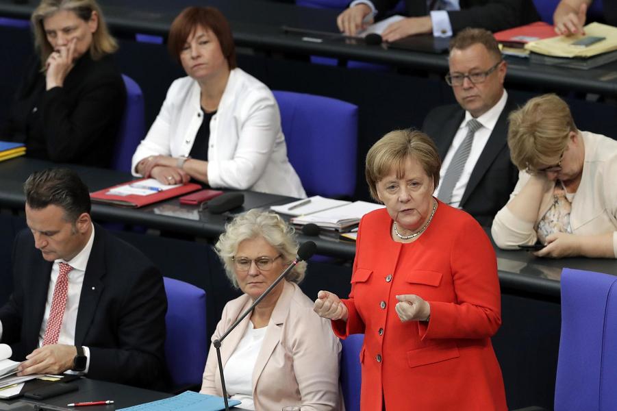 Меркель не прощает – никакого G-8 с участием России