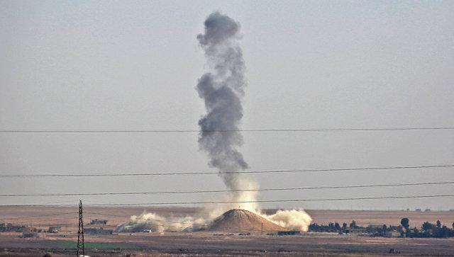 Новости Сирии. Сегодня 29 мая 2017