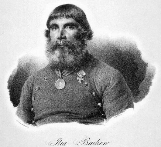 Илья Байков: почему Александр I не расставался со своим кучером