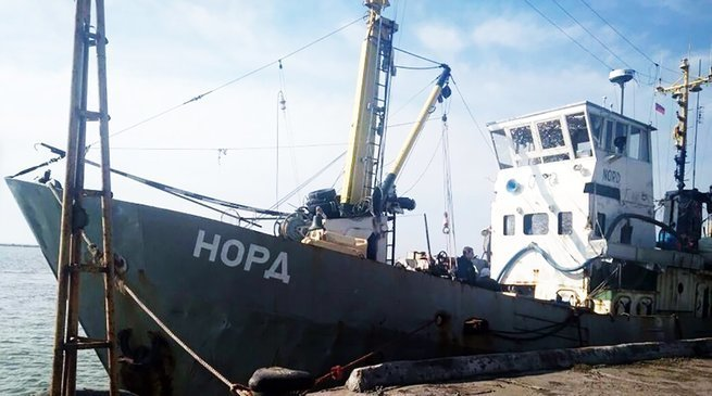 Киев разрешил членам экипажа…