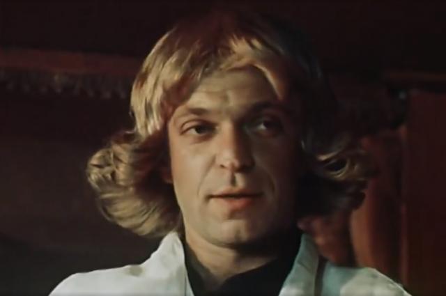 В Литве умер советский актер Арунас Сторпирштис