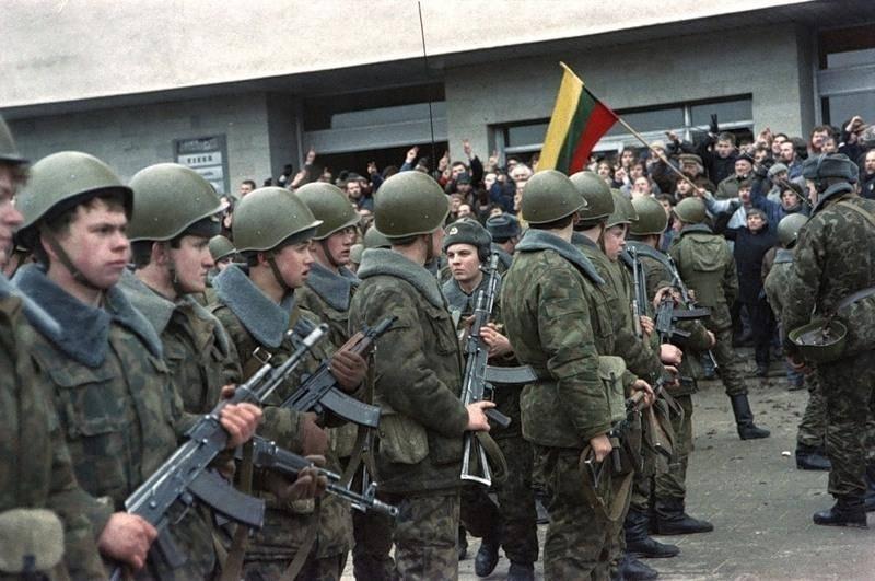 """В Литве закончили рассмотрение """"дела 1991 года"""". Приговор - в феврале"""
