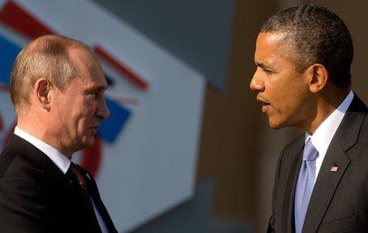 Обама не поедет в Москву на День Победы