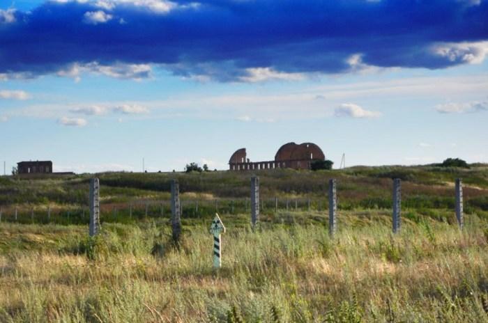 Зона отчуждения. / Фото: www.nashchelyabinsk.ru