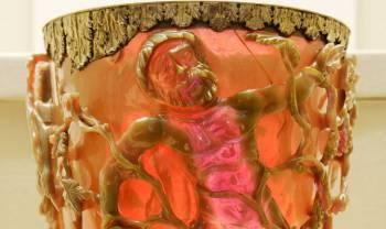 Нанотехнологии древности: римский кубок Ликурга