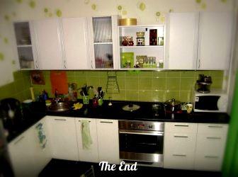 История ремонта квартиры своими руками: часть 1 Кухня