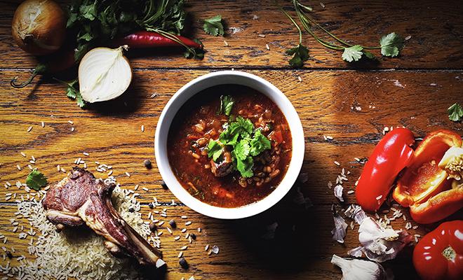Как приготовить настоящий сочинский суп харчо: рецепт приглашенного редактора Юрия Косторева