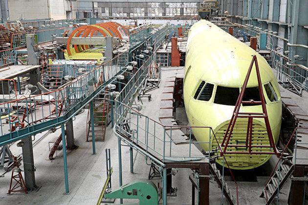 """""""Туполев"""" завершает предпроектные работы по сверхзвуковому пассажирскому лайнеру."""