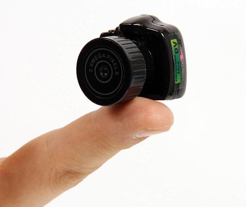 1158 MAME CAM — самая маленькая камера в мире