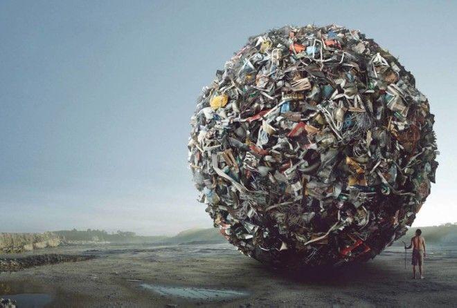 Немного о мусоре
