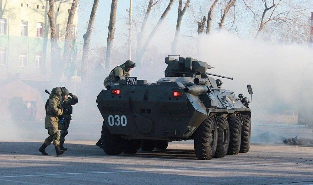 В первом этапе «АрМИ-2019» в ЮВО будут учавствовать более 7 тысяч бойцов